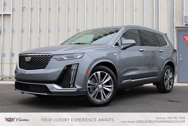 2021 Cadillac XT6 Premium Luxury AWD