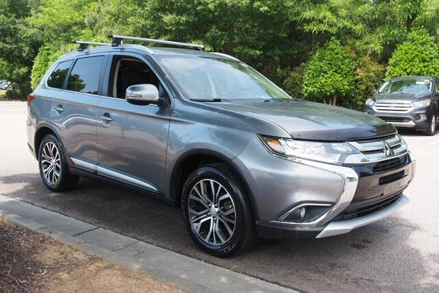 2018 Mitsubishi Outlander SEL FWD