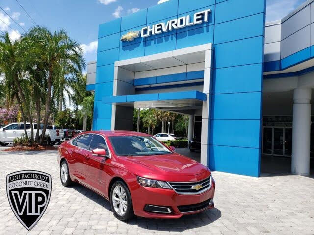 2015 Chevrolet Impala 1LT FWD