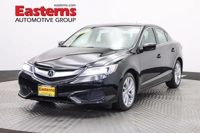 2018 Acura ILX FWD with AcuraWatch Plus Package