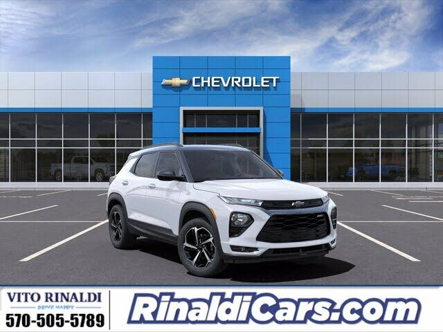 2021 Chevrolet Trailblazer RS AWD