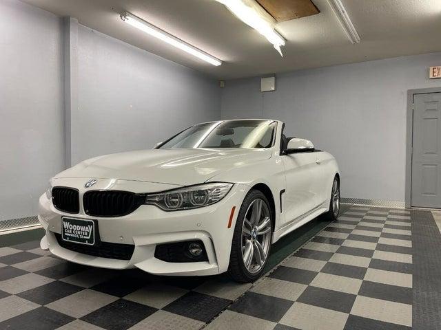 2016 BMW 4 Series 435i Convertible RWD