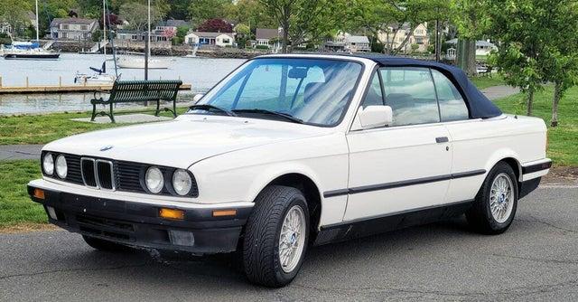 1992 BMW 3 Series 325i Convertible RWD