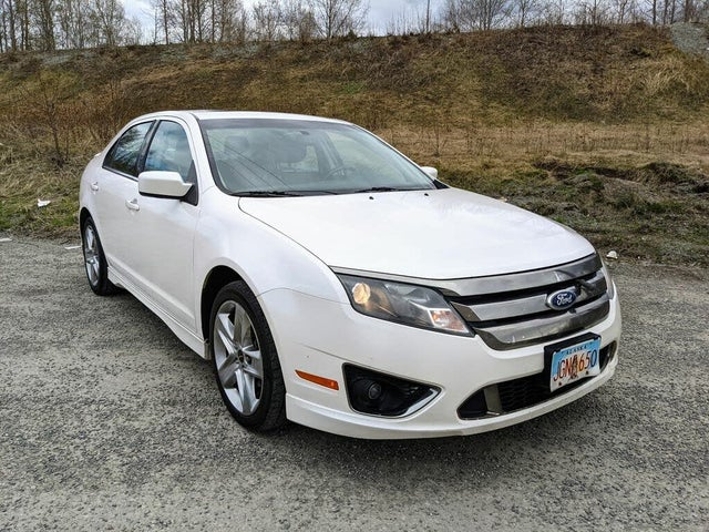 2011 Ford Fusion Sport AWD