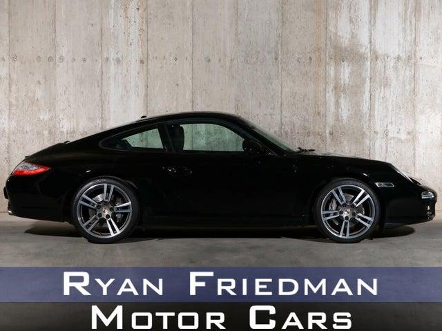 2012 Porsche 911 Black Edition Coupe