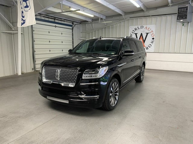 2021 Lincoln Navigator L Reserve 4WD