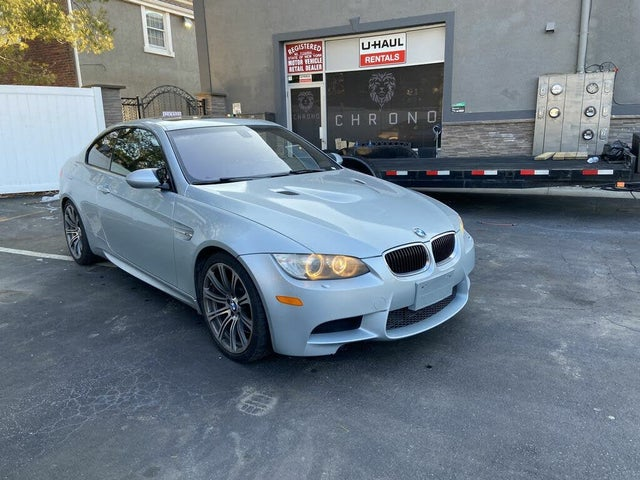 2011 BMW M3 Coupe RWD