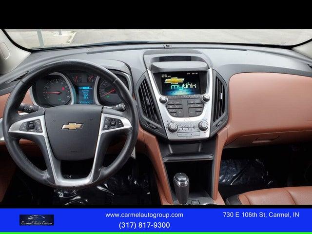 2016 Chevrolet Equinox LTZ FWD