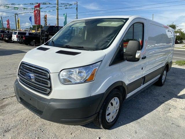 2018 Ford Transit Cargo 150 3dr SWB Low Roof Cargo Van with Sliding Passenger Side Door