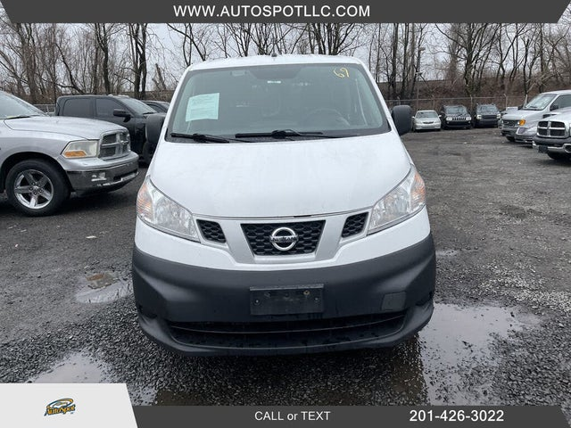 2018 Nissan NV200 S FWD
