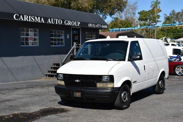 1999 Chevrolet Astro Cargo Extended RWD