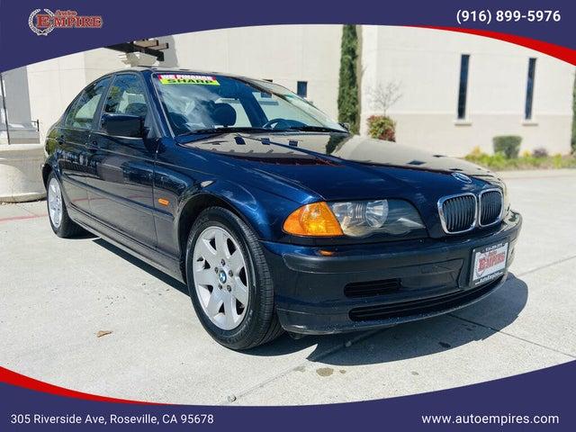2001 BMW 3 Series 325i Sedan RWD