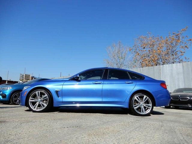 2016 BMW 4 Series 435i xDrive Gran Coupe AWD