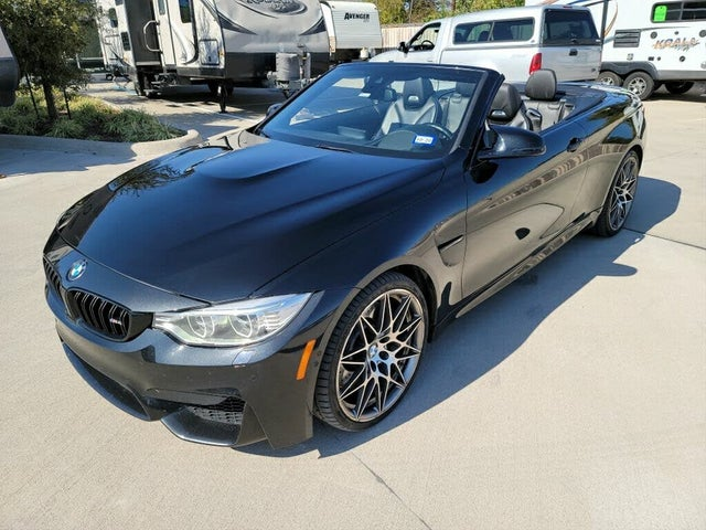 2017 BMW M4 Convertible RWD