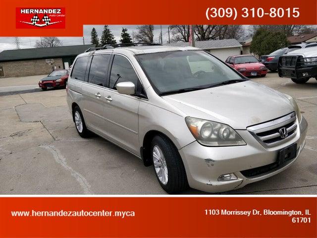 2005 Honda Odyssey Touring FWD