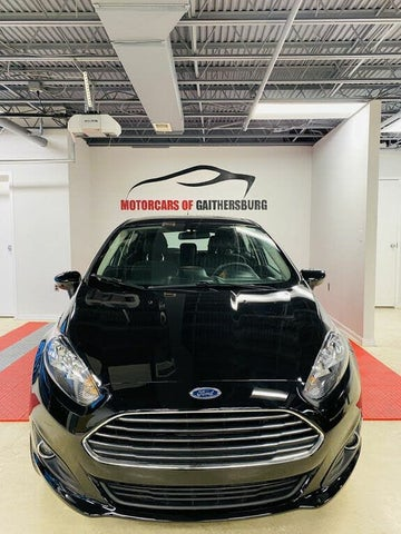 2019 Ford Fiesta SE Hatchback FWD