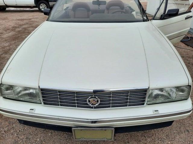 1992 Cadillac Allante FWD