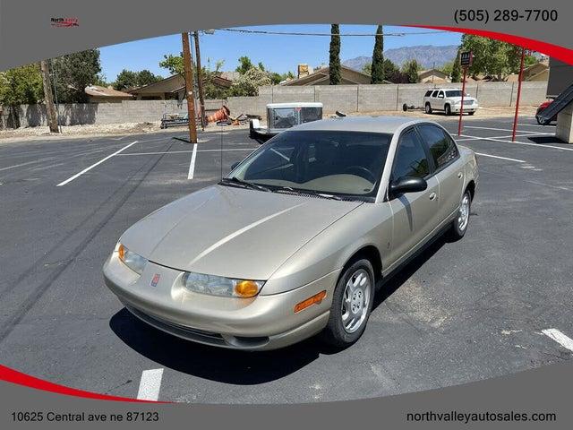 2000 Saturn S-Series 4 Dr SL2 Sedan