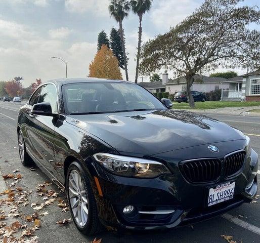 2016 BMW 2 Series 228i Coupe RWD