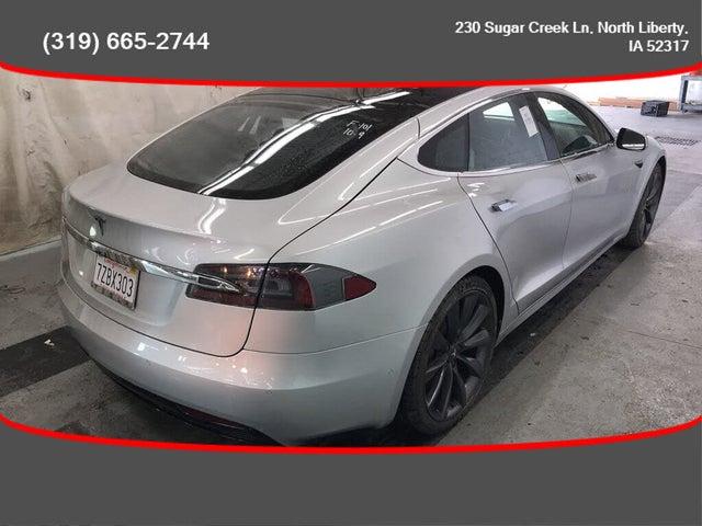 2017 Tesla Model S 100D AWD