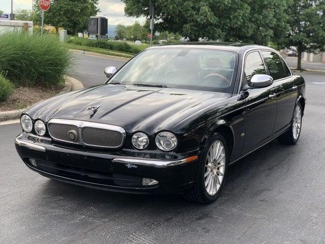 2007 Jaguar XJ-Series XJ8 L RWD