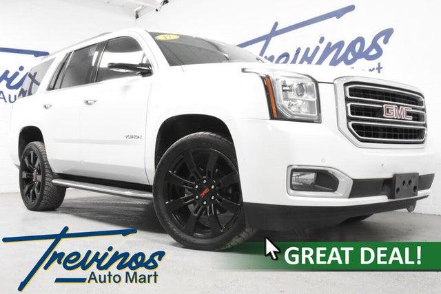 2017 GMC Yukon SLT