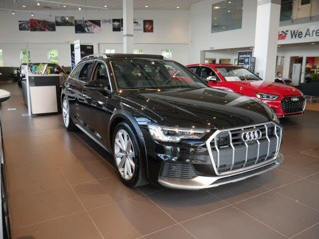 2021 Audi A6 Allroad 3.0T quattro Progressiv AWD for Sale ...