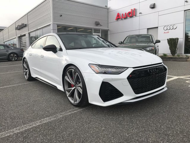 Used 2021 Audi Rs 7 For Sale With Photos Cargurus