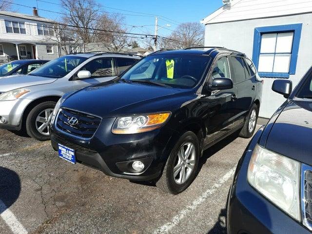 2011 Hyundai Santa Fe 3.5L SE FWD