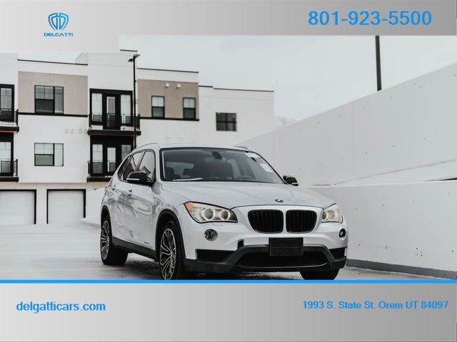 2013 BMW X1 xDrive35i AWD