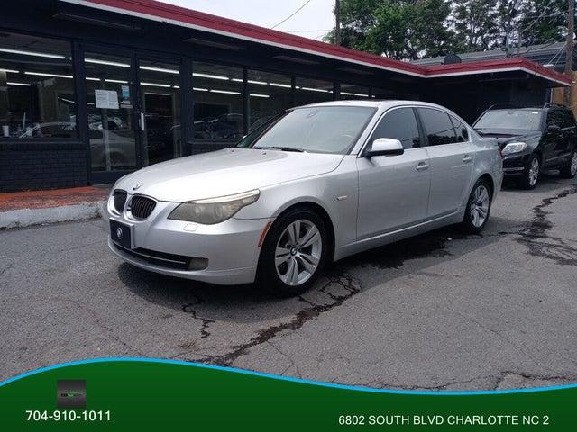 2010 BMW 5 Series 528i Sedan RWD