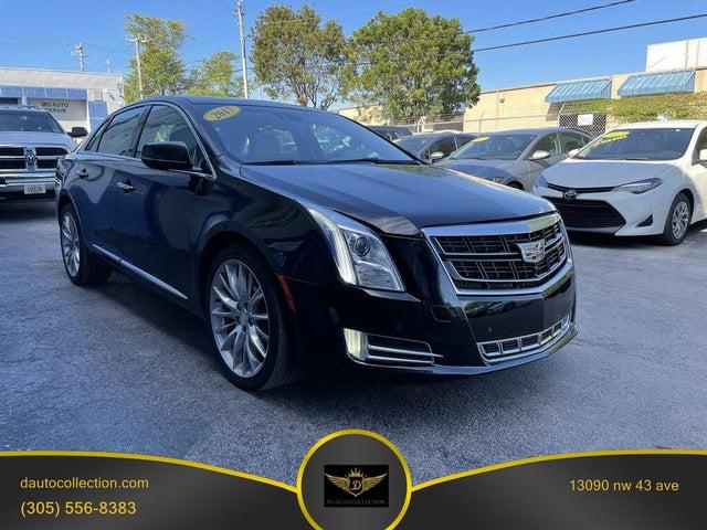 2017 Cadillac XTS Platinum FWD