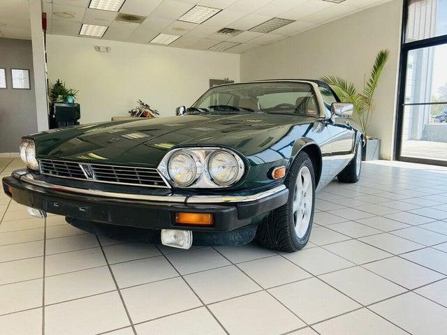 1990 Jaguar XJ-Series XJS Convertible RWD