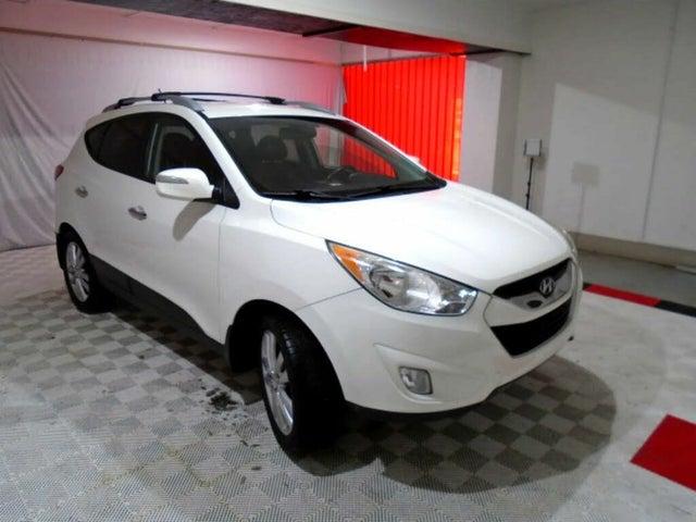 2013 Hyundai Tucson Limited AWD