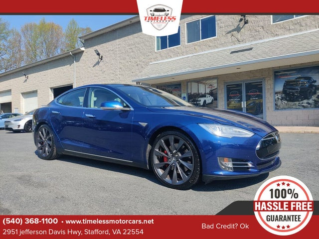 2015 Tesla Model S P90D AWD
