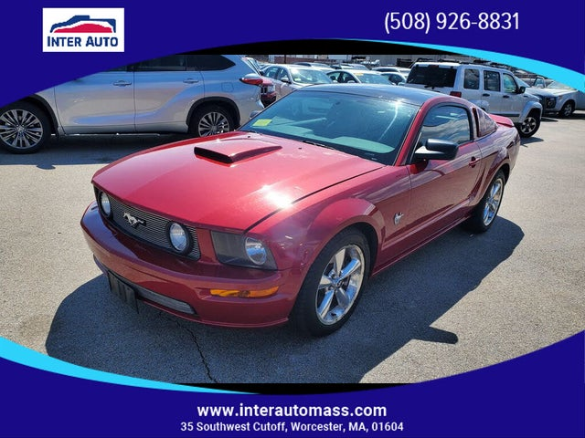 2009 Ford Mustang GT Coupe RWD