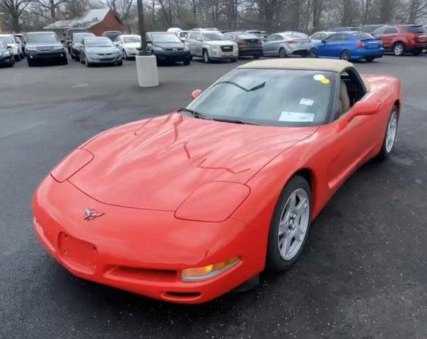 1998 Chevrolet Corvette Convertible RWD