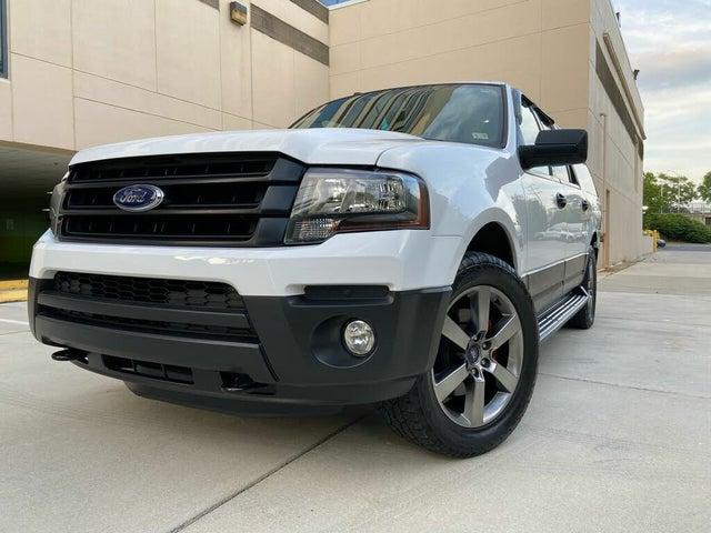 2017 Ford Expedition EL XL 4WD
