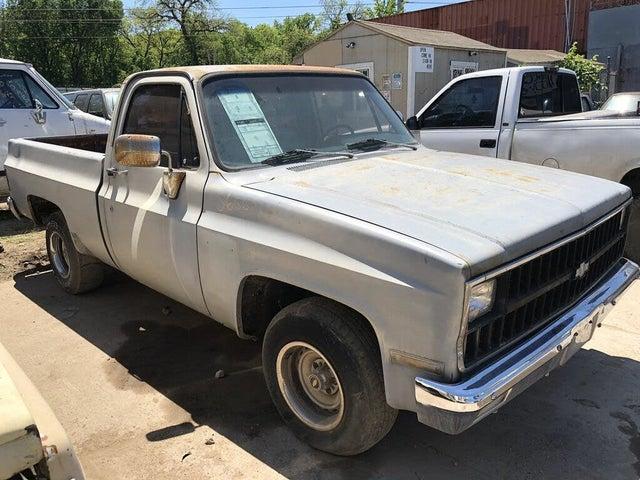 1981 Chevrolet C/K 10 RWD