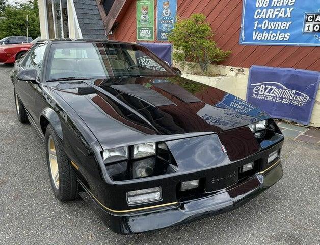 1986 Chevrolet Camaro Z28 Coupe RWD
