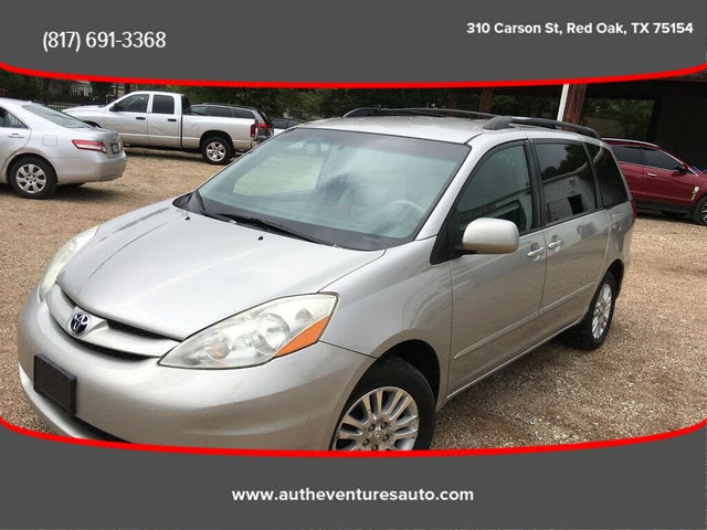 2007 Toyota Sienna XLE Limited AWD