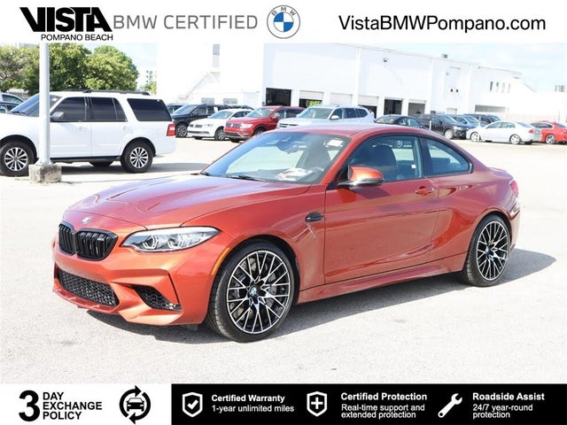 2019 BMW M2 Competition RWD