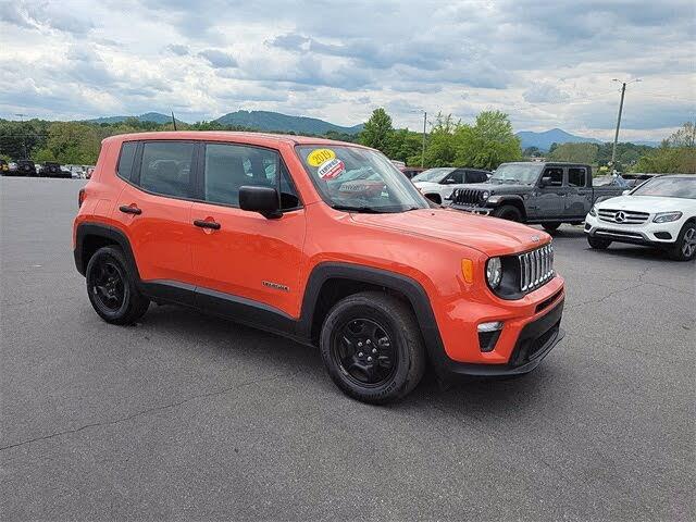 2019 Jeep Renegade Sport FWD