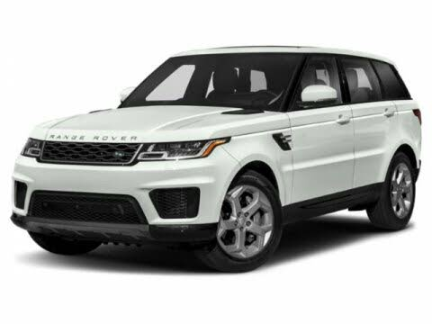 2022 Land Rover Range Rover Sport HSE Silver Edition MHEV AWD