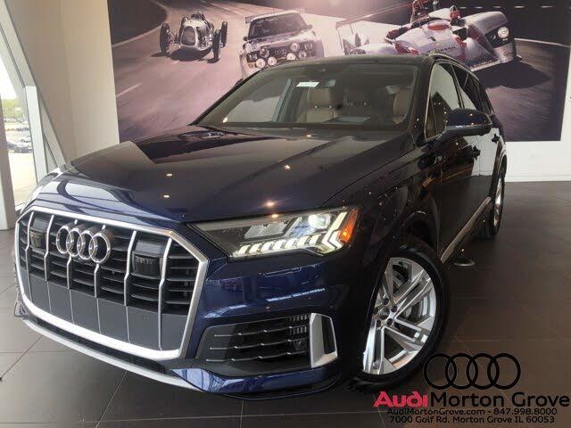 2020 Audi Q7 3.0T quattro Prestige AWD
