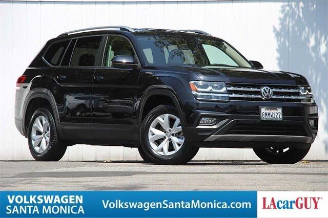 2019 Volkswagen Atlas SE FWD