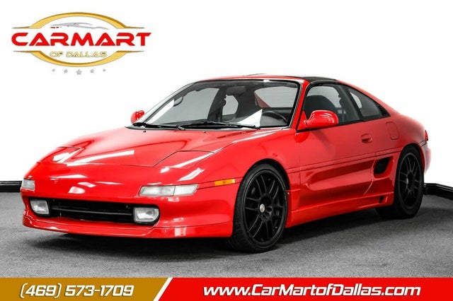 1993 Toyota MR2 2 Dr Turbo Coupe