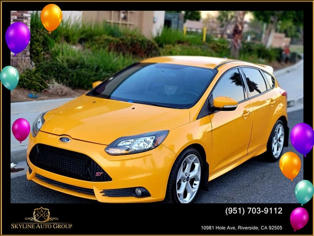 2014 Ford Focus ST