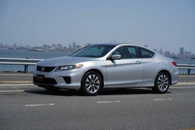 2013 Honda Accord Coupe LX-S