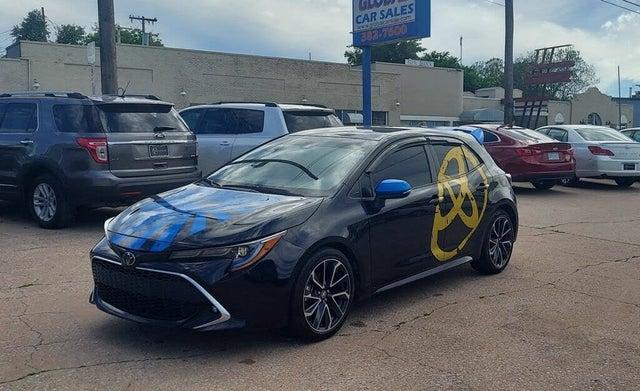 2019 Toyota Corolla Hatchback XSE FWD